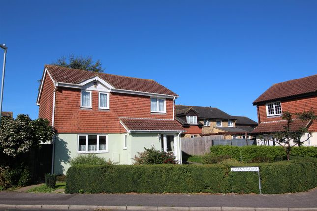 Thumbnail Detached house for sale in Evans Road, Willesborough, Ashford