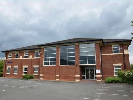 Thumbnail Office to let in First Floor, Towergate, 7, Dominus Way, Leicester