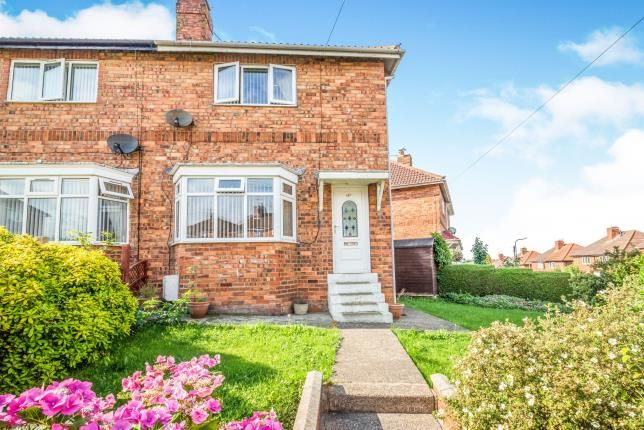 Thumbnail Semi-detached house for sale in St Peters Road, Whitby, North Yorkshire, .