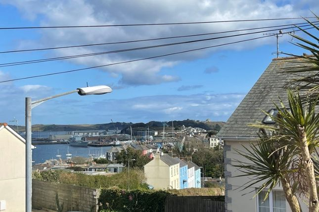 Terraced house for sale in Trevethan Road, Falmouth