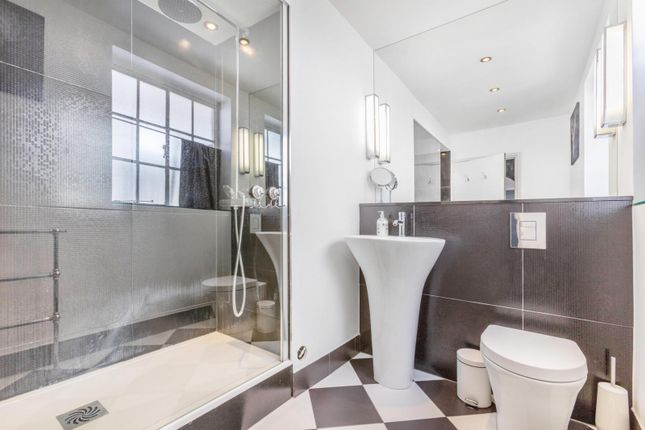 Bathroom of St Georges Court, Brompton Road SW3