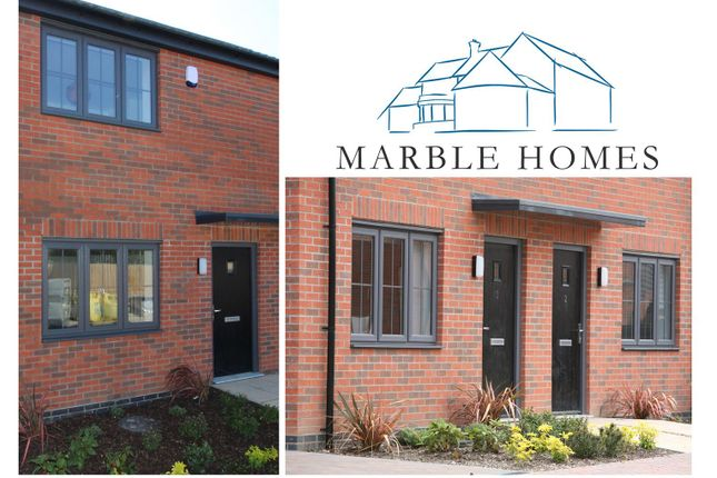 Thumbnail End terrace house for sale in Plot 12, Bentley Close, Albion Street, Driffield