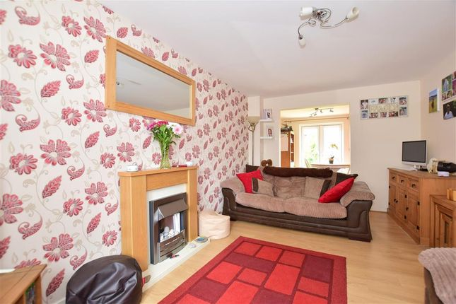 Thumbnail Semi-detached house for sale in Flaxen Fields, Uckfield, East Sussex