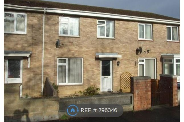 Thumbnail Terraced house to rent in Downside Park, Trowbridge