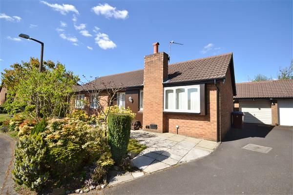 Thumbnail Bungalow for sale in Epsom Croft, Anderton, Chorley