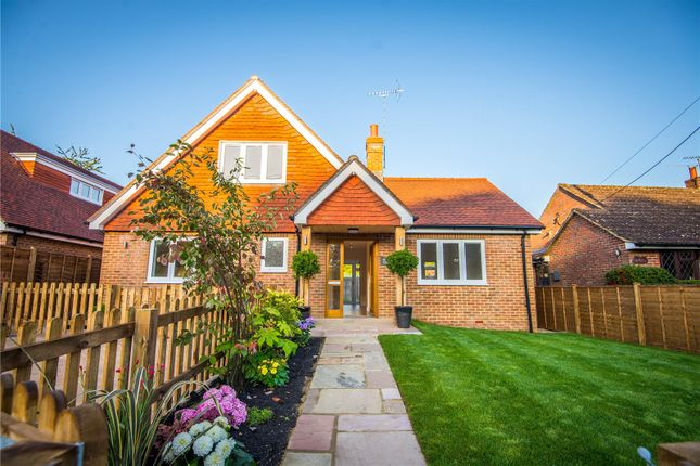 Thumbnail Detached bungalow for sale in Combe Lane, Wormley, Godalming