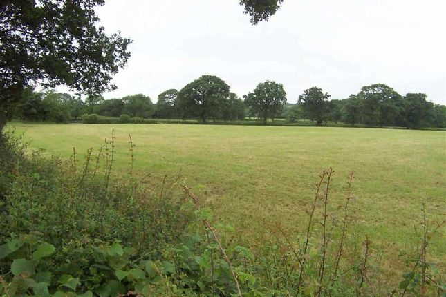 Thumbnail Land for sale in Nantcrymanau Field, Llechryd, Ceredigion