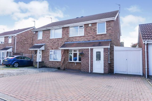 3 bed semi-detached house for sale in Haven Close, Leicester Forest East, Leicester LE3