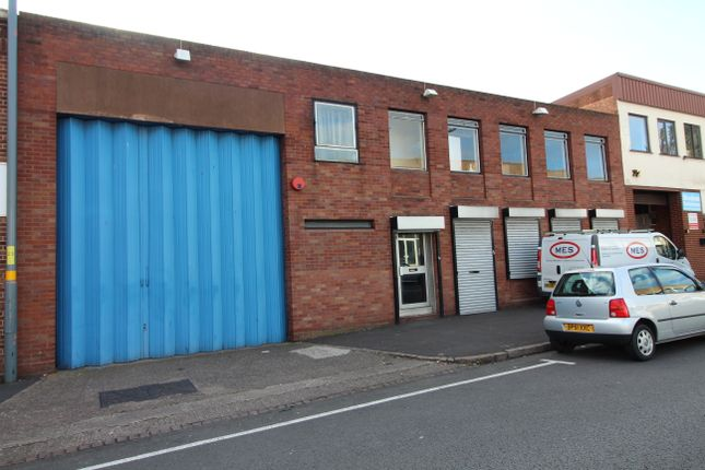 Thumbnail Warehouse to let in Summer Lane, Hockley, Birmingham