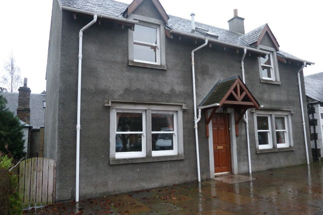 Thumbnail Semi-detached house to rent in High Street, Biggar