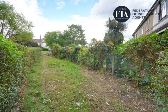 Garden of Lionel Road North, Brentford TW8