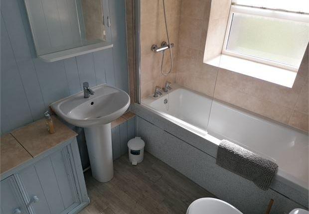 Bathroom of Keepershield, Humshaugh, Northumberland. NE46
