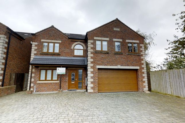 6 bed detached house for sale in Bluebank Lane, Bolsover