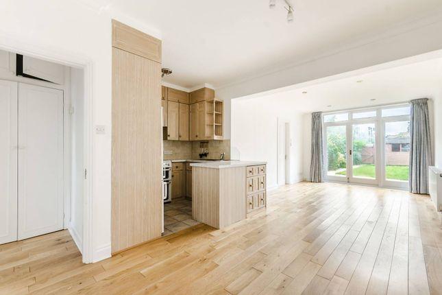 3 bed terraced house to rent in Heron Road, St Margarets, Twickenham TW1