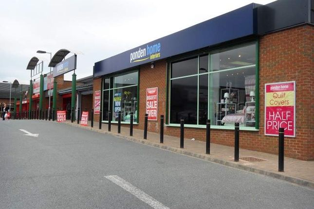 Thumbnail Retail premises to let in Unit 14, Dragonville Retail Park, Durham