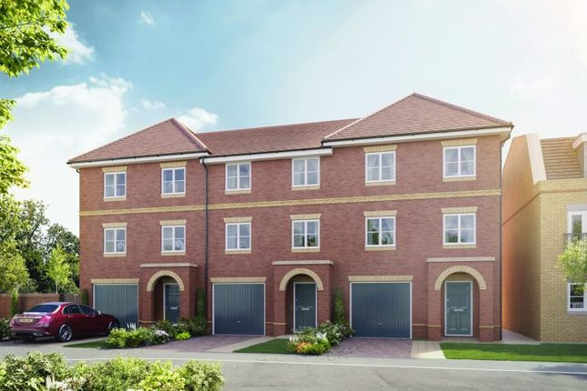 """Thumbnail End terrace house for sale in """"The Kensington"""" at Hersham Road, Hersham"""