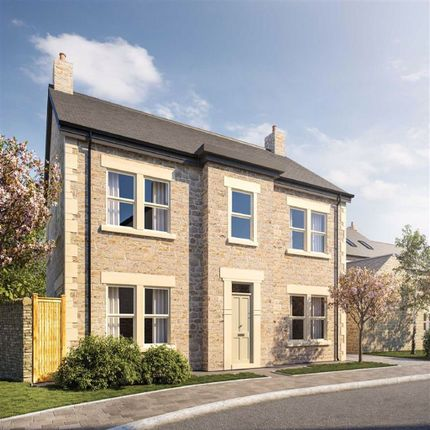Thumbnail Detached house for sale in Spenbrook Road, Burnley, Lancashire