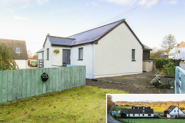 Thumbnail Detached bungalow for sale in Benderloch, Argyll