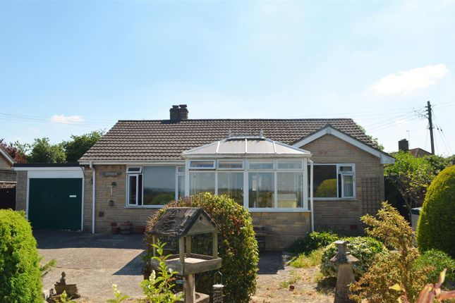 Thumbnail Detached bungalow for sale in The Green, Mappowder, Sturminster Newton