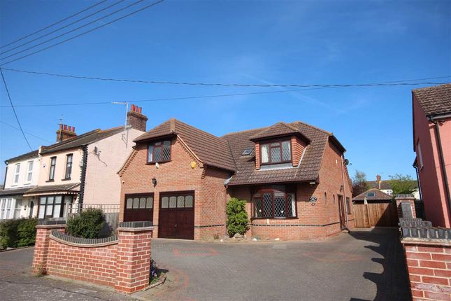 Thumbnail Detached house for sale in D'arcy Road, St. Osyth, Clacton-On-Sea