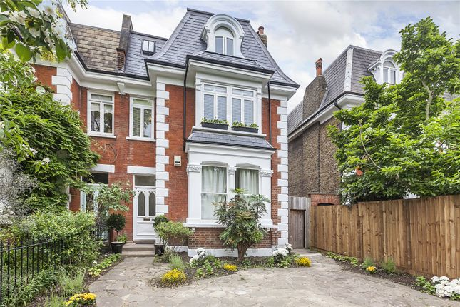 Thumbnail Flat for sale in Micheldever Road, London