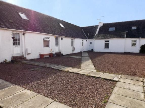 Thumbnail Terraced house for sale in New Dykes Cottage, Prestwick, South Ayrshire