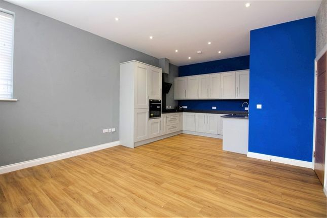 2 bed flat for sale in 51A Cromford Road, Langley Mill, Nottingham, Derbyshire NG16