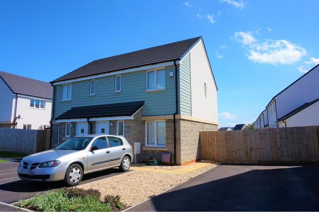 Thumbnail Semi-detached house to rent in Cobham Parade, Weston-Super-Mare