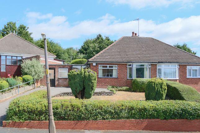 Thumbnail Semi-detached bungalow for sale in Malvern Road, Headless Cross, Redditch