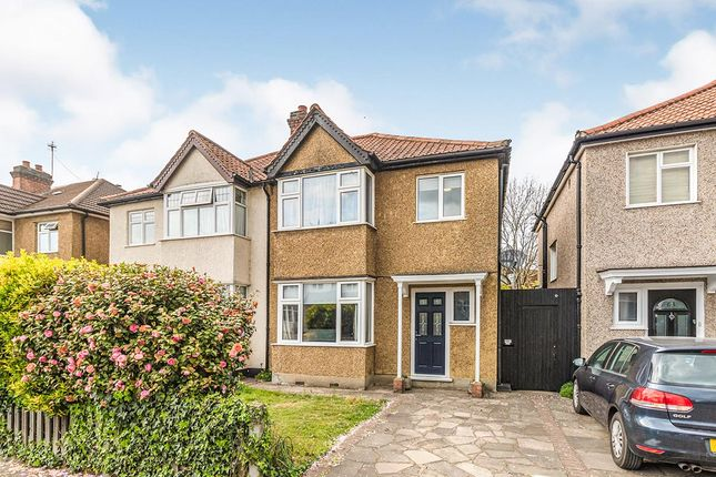 Thumbnail Semi-detached house for sale in Lingfield Avenue, Kingston Upon Thames