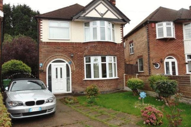 Thumbnail Detached house to rent in Kingswood Road, Wollaton, Nottingham