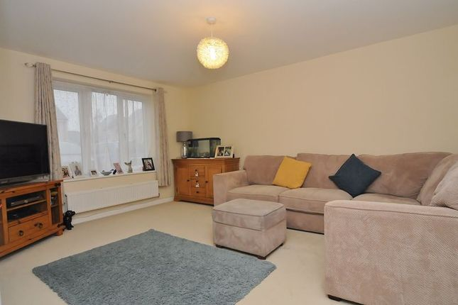 Living Room of Harlyn Drive, Plymouth PL2