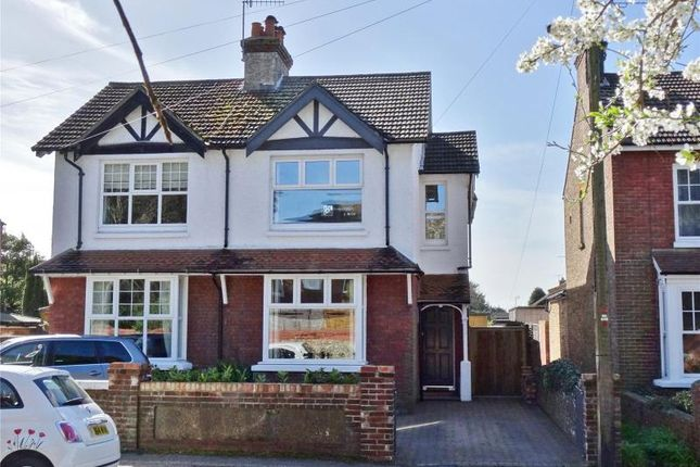 Thumbnail Semi-detached house for sale in Ashacre Lane, Offington, Worthing