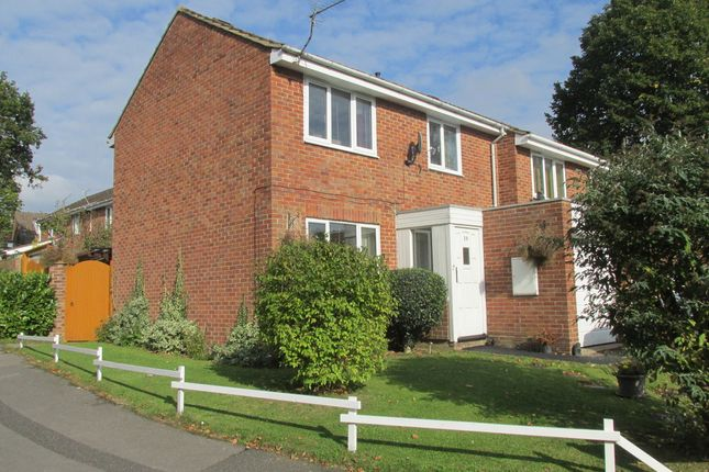 Thumbnail End terrace house for sale in Havendale, Hedge End, Southampton