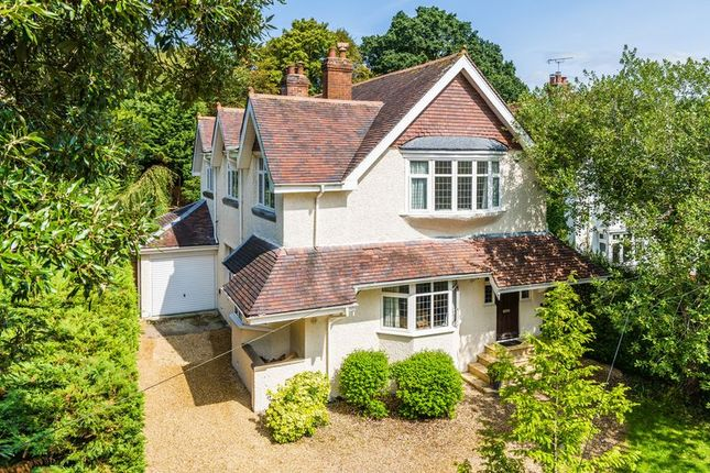 Thumbnail Detached house for sale in Chetwynd Road, Southampton