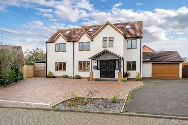 Thumbnail Detached house for sale in Joules Court, Shenley Lodge