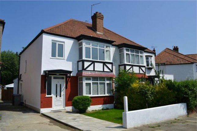 Thumbnail End terrace house for sale in Blockley Road, Wembley HA0, Wembley, Greater London