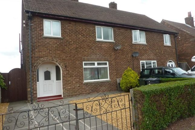 Thumbnail Semi-detached house to rent in Scott Drive, Ormskirk