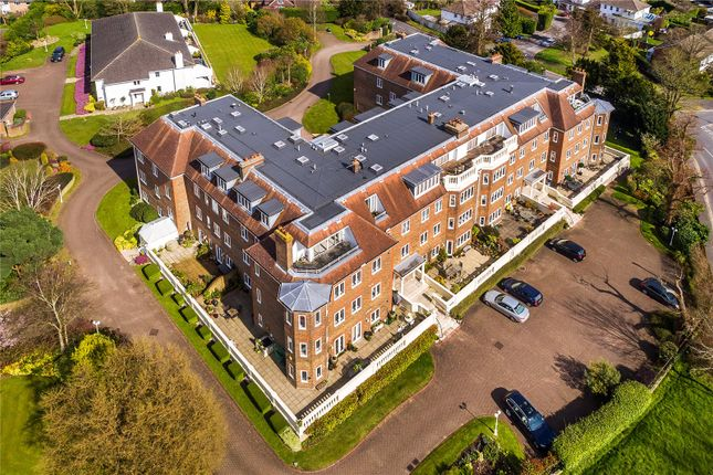 Thumbnail Flat for sale in Wray Mill House, Batts Hill, Reigate, Surrey