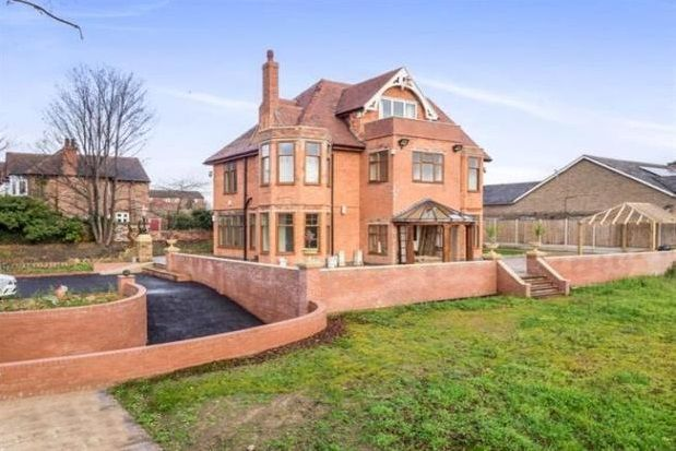 Thumbnail Detached house to rent in Hucknall Road, Nottingham