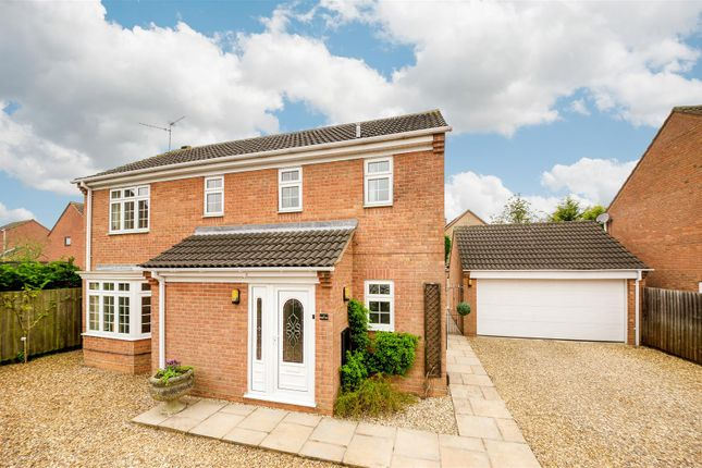 Thumbnail Detached house for sale in Ryder View, Gleneagles, Wellingborough