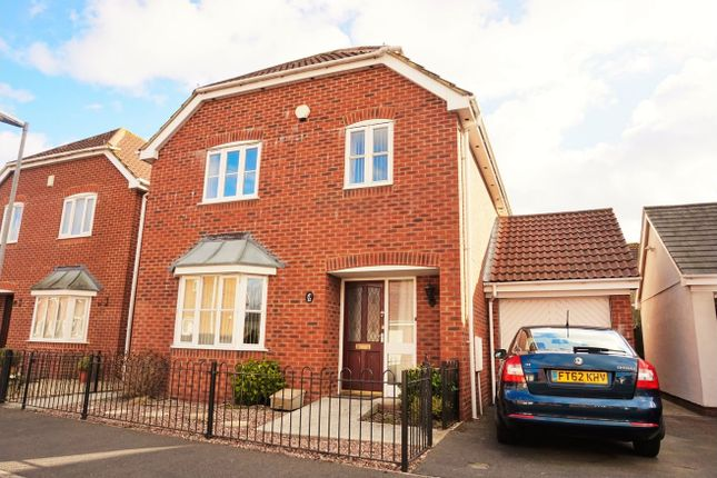 Thumbnail Detached house for sale in Aldwych Close, Burnham-On-Sea