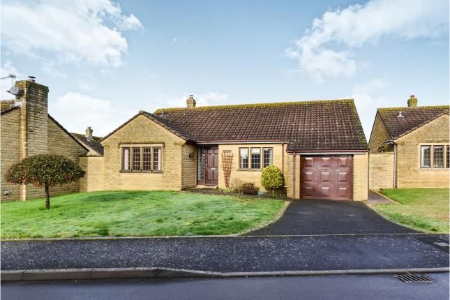 Thumbnail Bungalow for sale in St. Michaels Gardens, South Petherton