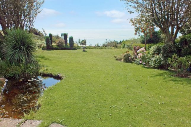 Thumbnail Bungalow for sale in Old Dover Road, Capel-Le-Ferne