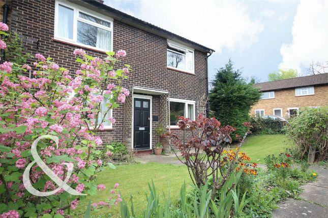 Thumbnail End terrace house for sale in Elmshurst Crescent, London