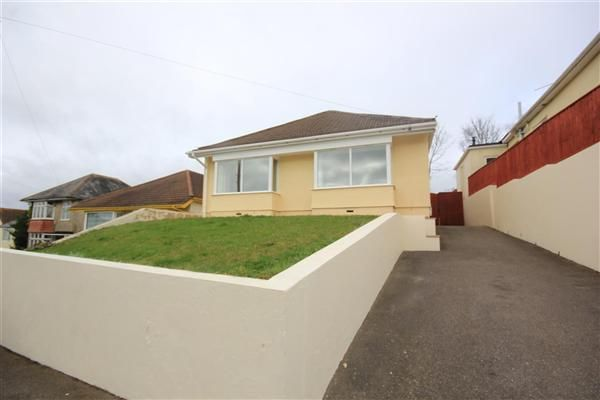 Thumbnail Bungalow to rent in Langdon Road, Lower Parkstone, Poole