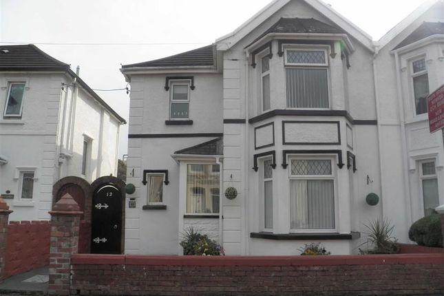 Thumbnail Semi-detached house for sale in Havard Road, Dafen, Dafen