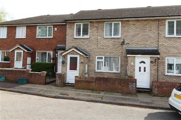 Thumbnail Terraced house for sale in Falcon Crescent, New Town, Colchester