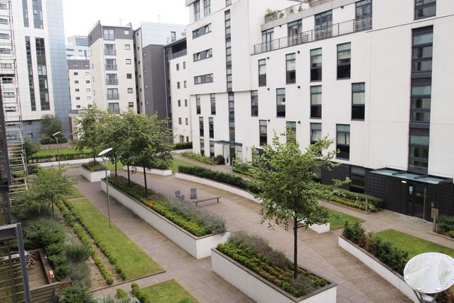 Thumbnail Flat to rent in 341 Glasgow Harbour Terraces, Glasgow Harbour, Glasgow
