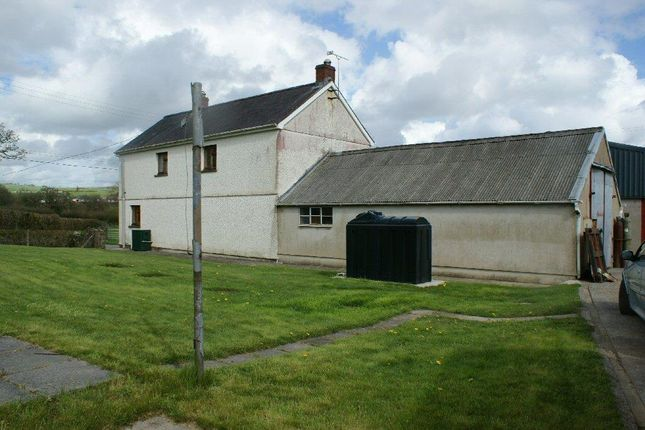 Thumbnail Detached house for sale in Llanpumsaint, Carmarthenshire
